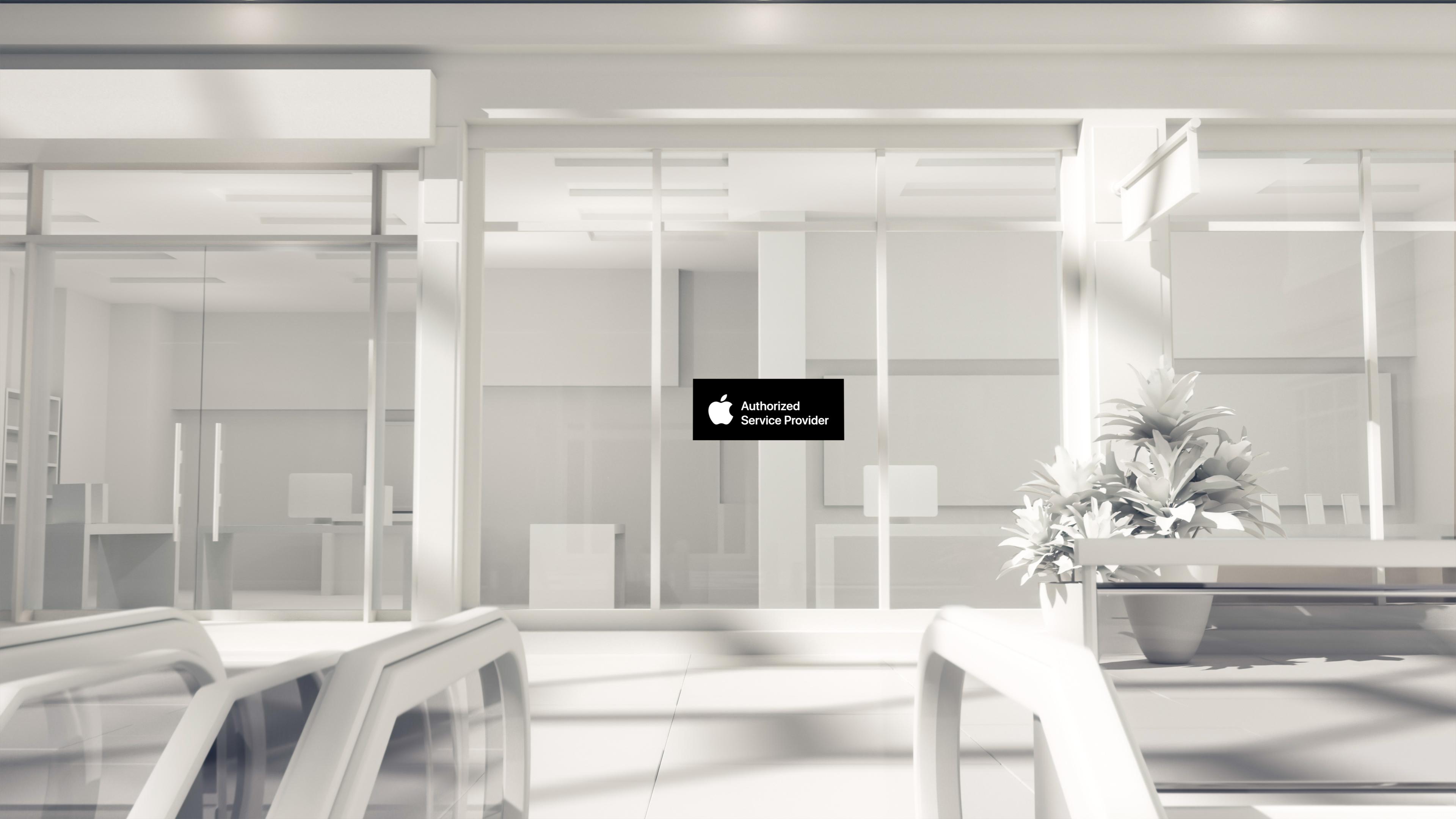 Apple 授权店面渠道标识